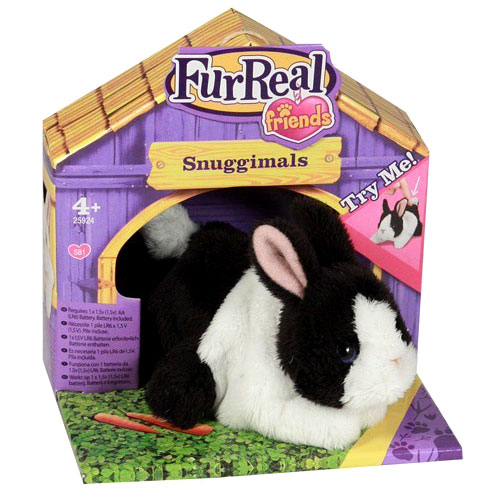 Fur Real friends Животные Малютки FurReal Friends HASBRO